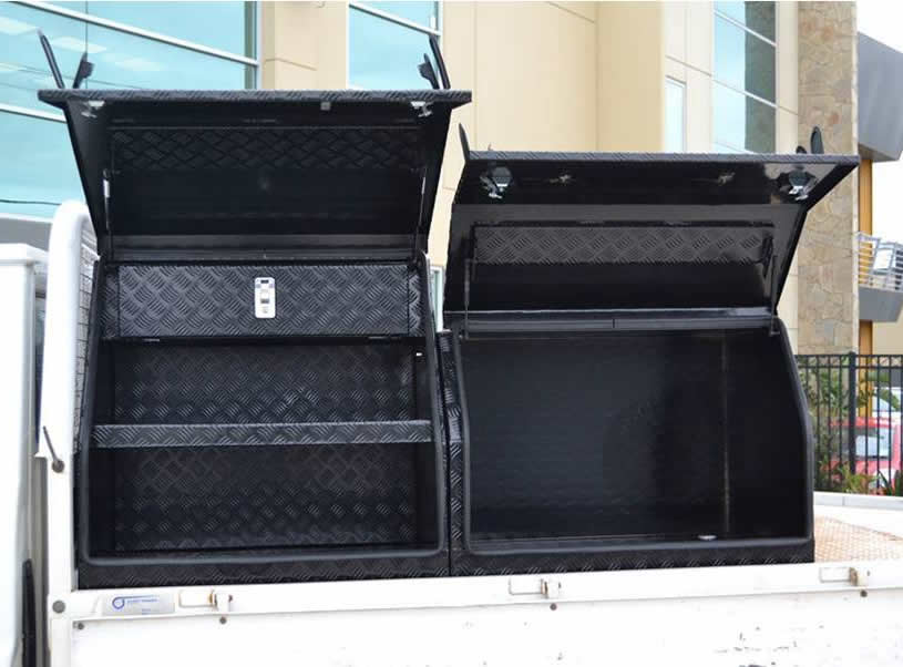 Custom Ute Toolboxes
