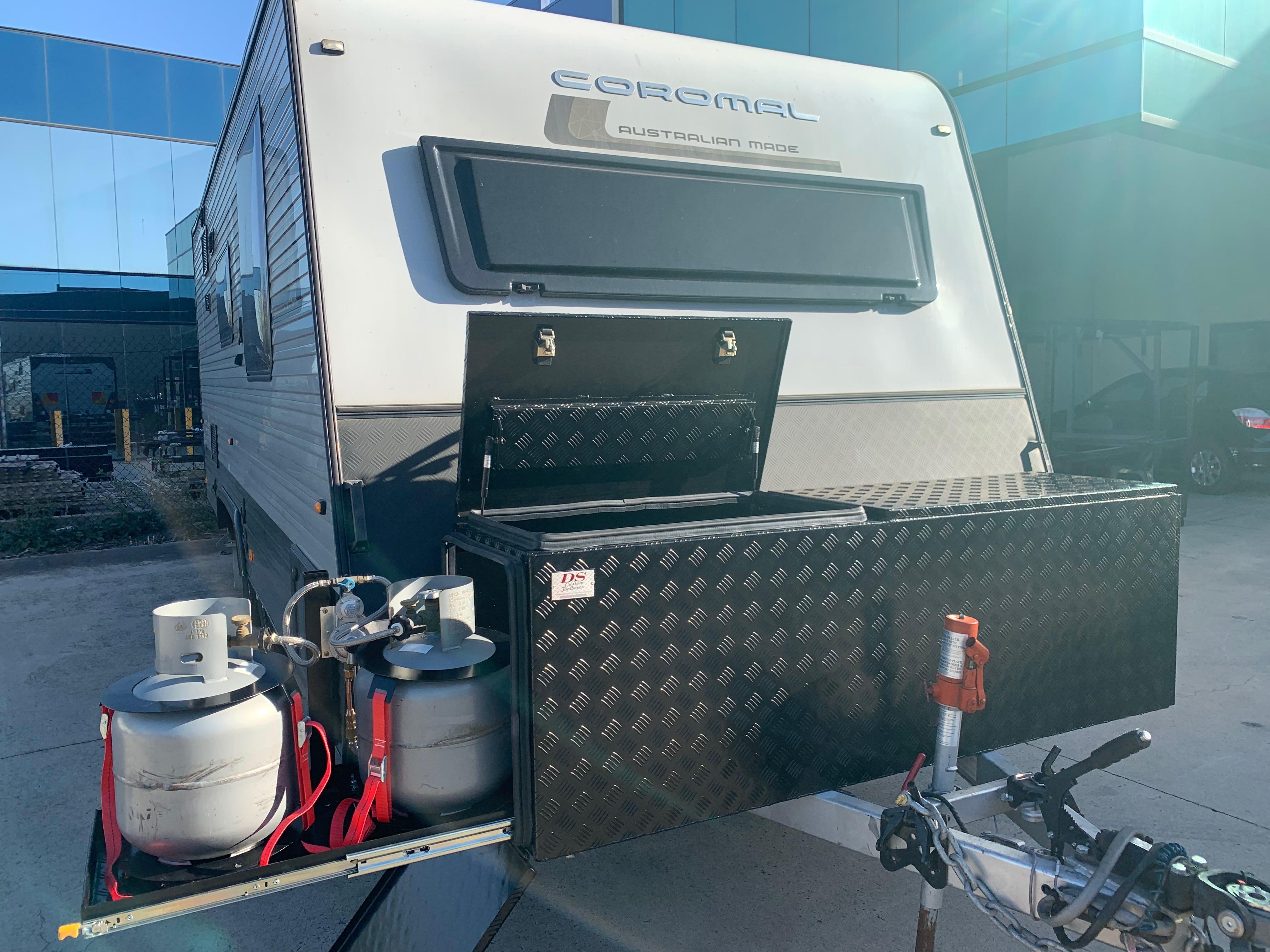 DS Gas/ Webber Combo